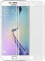 Samsung Galaxy S6 Edge Plus Arch edge ultra dun Screenprotector / tempered glass Wit
