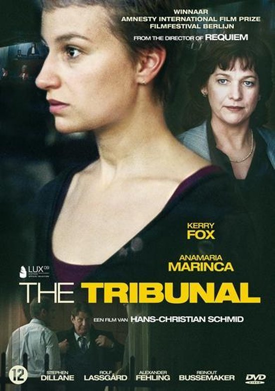 Cover van de film 'The Tribunal'