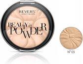 REVERS® Beauty Pressed Powder Belle #03