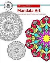Mandala Art Coloring Book