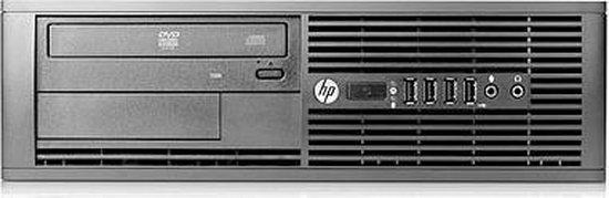 HP Compaq Elite 8200 SFF Tweede generatie Intel® Core™ i5 i5-2400 4 GB DDR3-SDRAM 80 GB Zwart PC
