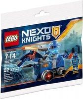 LEGO Nexo Knights Motorpaard (polybag) Zakje 30377