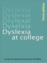 Dyslexia at College