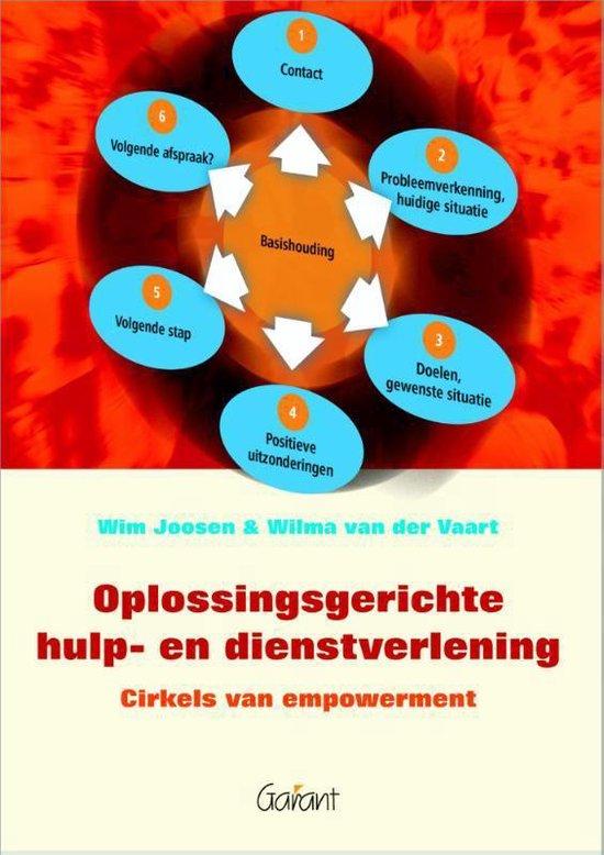 Oplossingsgerichte hulp- en dienstverlening - Wim Joosen |