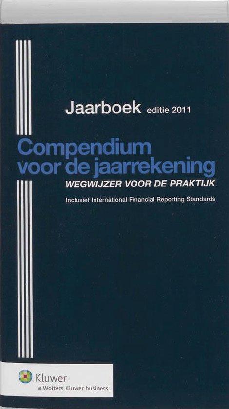 Jaarboek Compendium voor de jaarrekening 2011 - S. Bohmer |