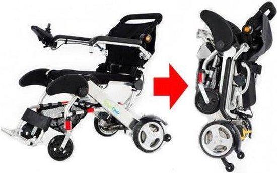 Opvouwbare Elektrische Rolstoel Smartchair
