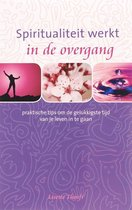 Boek cover Spiritualiteit werk in de overgang van