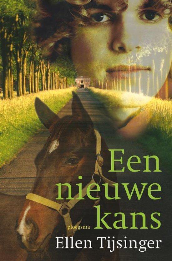 Boek cover Een Nieuwe Kans van Ellen Tijsinger (Hardcover)