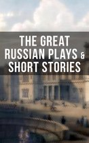 Omslag THE GREAT RUSSIAN PLAYS & SHORT STORIES