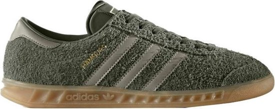 bol.com | Adidas Sneakers Hamburg Dames Groen Maat 40