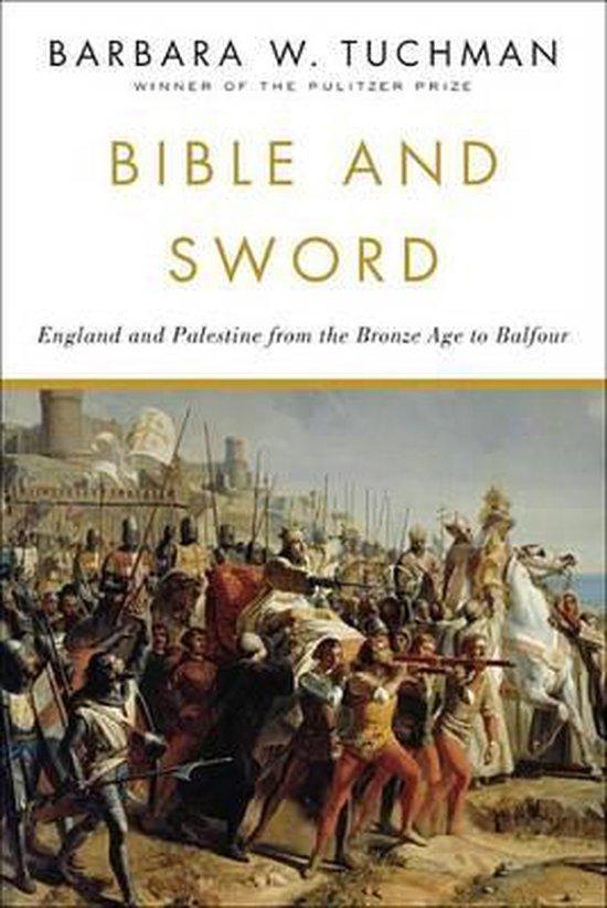 Boek cover Bible and Sword van Barbara W. Tuchman (Paperback)