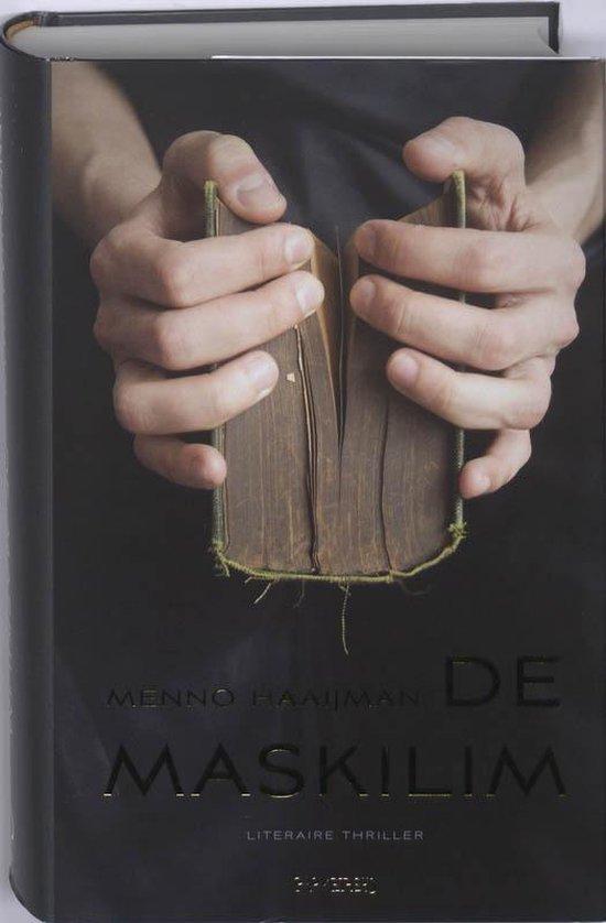 Cover van het boek 'De Maskilim' van A.P.M. Haaijman