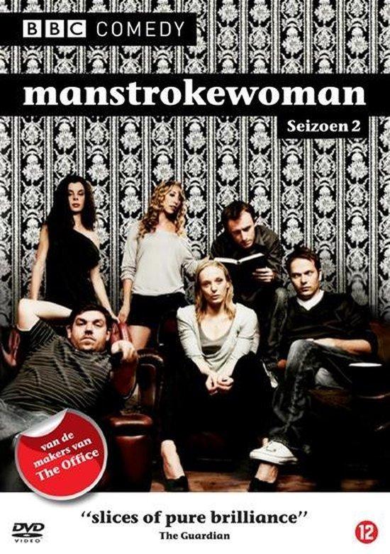 Cover van de film 'Manstrokewoman'