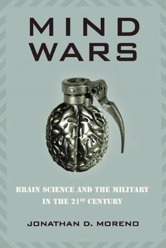 Boek cover Mind Wars van Jonathan D. Moreno (Paperback)
