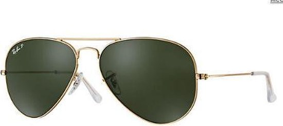Ray-Ban  RB3025  001/58 Aviator (Classic) zonnebril - 58mm