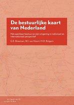 Boek cover De bestuurlijke kaart van Nederland van G.E. Breeman