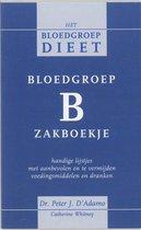 Bloedgroep B zakboekje