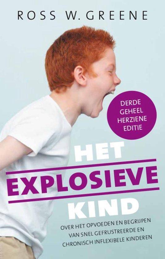 Boek cover Het explosieve kind van Ross Greene (Paperback)