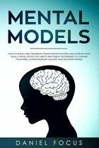 Boek cover Mental Models van Daniel Focus