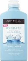 4x John Frieda Hydrate & Recharge Conditioner 250 ml