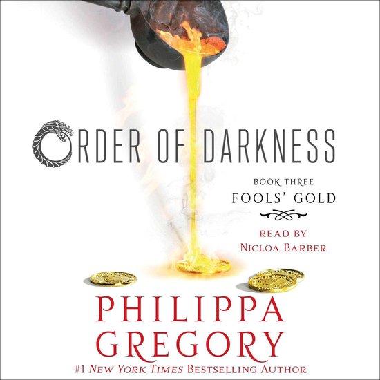 Boek cover Fools Gold van Philippa Gregory (Onbekend)