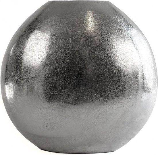 By Kohler Vaas ovaal zilver 53x19x51 cm (C-001174)