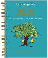 Afbeelding van Homeworktime familie agenda 2021