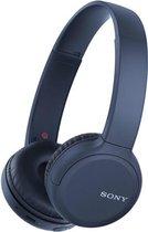 Sony WH-CH510 - Draadloze on-ear koptelefoon - Blauw