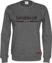 Schobbejak Sweater Grijs | Maat M