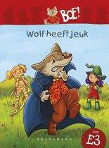 Boe!Kids  -   Wolf heeft jeuk