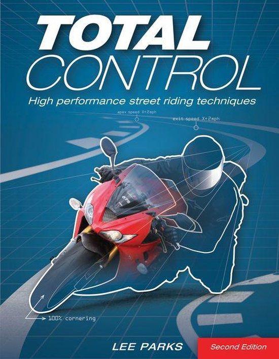 Boek cover Total Control van Lee Parks (Onbekend)