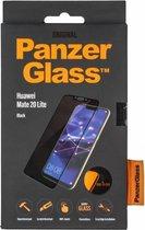 PanzerGlass Premium Screenprotector voor Huawei Mate 20 Lite - Zwart