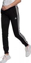 adidas Ess. 3S Tapered Pant Dames - Zwart - maat XS