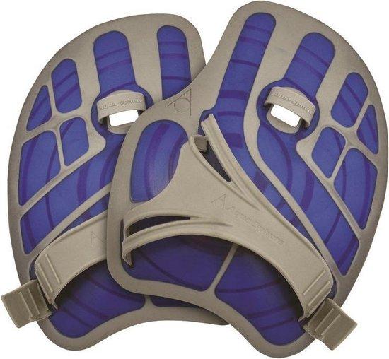 Phelps Ergoflex Handpaddle - Handpeddels - Volwassenen - Blauw - S