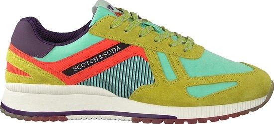Scotch & Soda Heren Lage sneakers Vivex - Multi - Maat 42