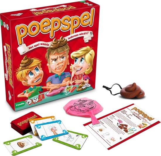 Poepspel - Kinderspel
