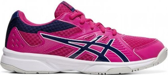 Asics Upcourt 3 Dames Indoor Schoenen - Indoor schoenen  - roze - 38