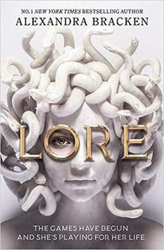 Boek cover Lore van Alexandra Bracken (Paperback)