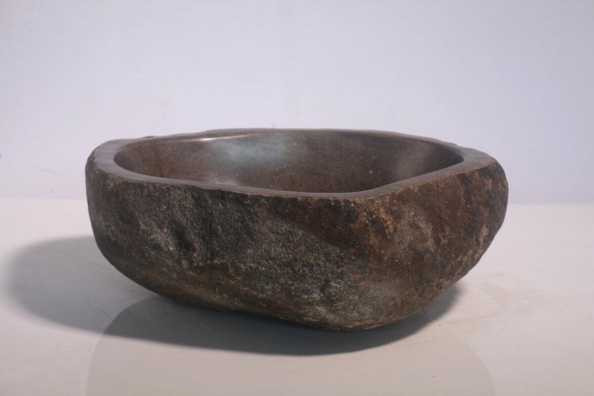 Natuurstenen waskom | DEVI-W20-145 | 36x40x15
