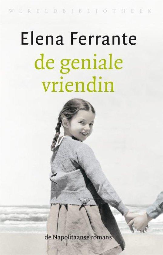 Boek cover De Napolitaanse romans 1 - De geniale vriendin van Elena Ferrante (Paperback)