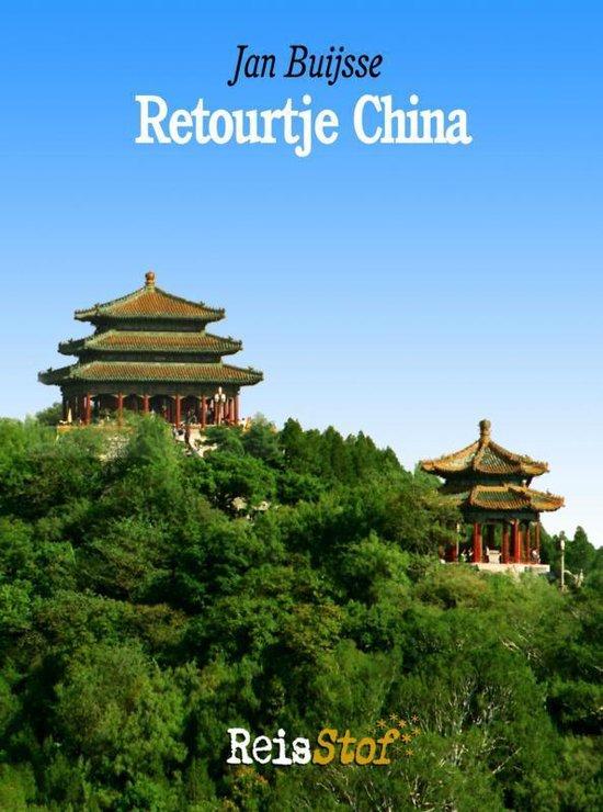 Retourtje Beijing - Jan Buijsse |