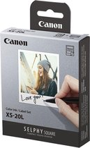Canon SELPHY Square - Inkt-/papierset - XS-20L