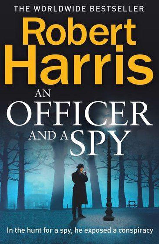 Boek cover An Officer and a Spy van Robert Harris (Onbekend)