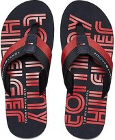Tommy Hilfiger heren teenslippers - colour blocked