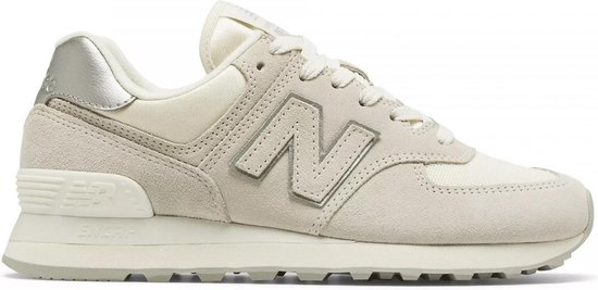 New Balance - Dames Sneakers WL574SSS - Wit - Maat 35