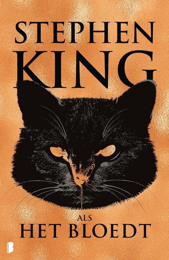 Boek cover Als het bloedt van Stephen King (Onbekend)