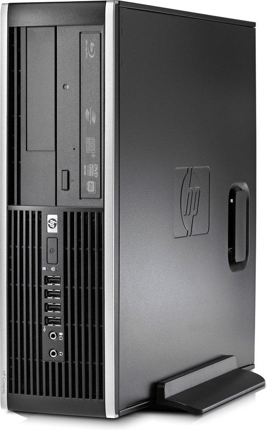 Bol Com Hp Compaq Elite 8300 Sff De Derde Generatie Intel Core I7 I7 3770 4 Gb Ddr3 Sdram