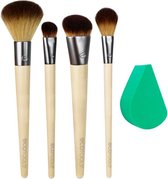 Eco Tools Airbrush Complexion Make-Up Brush Set