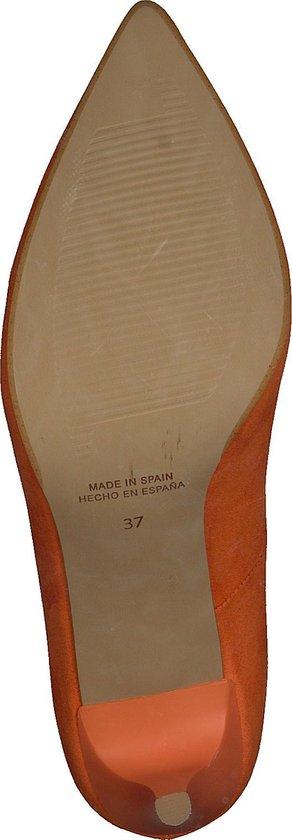 Giulia Dames Pumps G.8.giulia - Oranje Maat 39 Dnh0A7