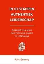 In 10 stappen  -   In 10 stappen authentiek leiderschap